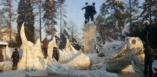Ledeni Zmaj - Bijelo Polje