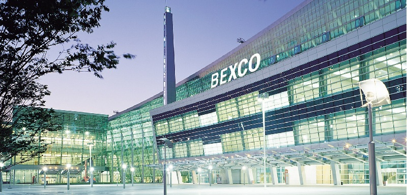 Exhibition and Convention Center BEXCO