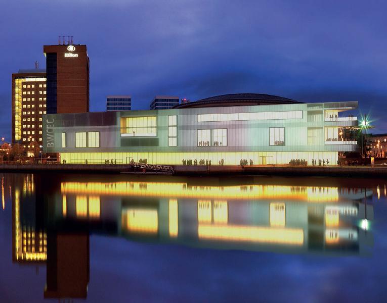 Belfast Waterfront, Northern Ireland