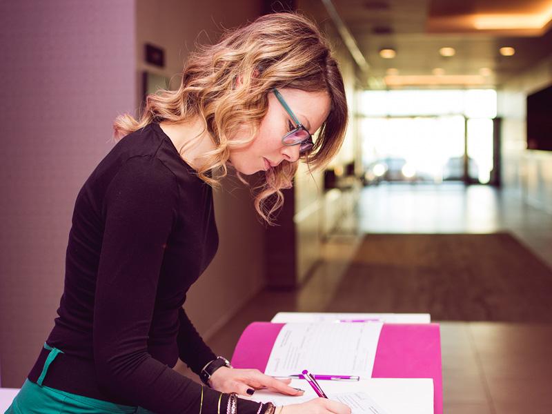 Svetlana Gavrić, Event menadžer portala Kongresniturzam.com