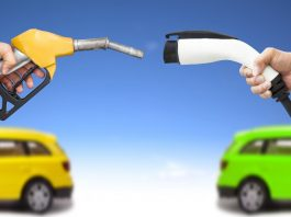 Fossil Fuels Vs Electric Vehicles