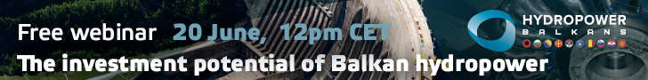 Hydropower Balkans webinar