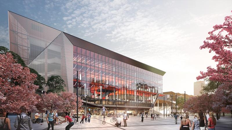 Royal International Convention Centre (Royal ICC)