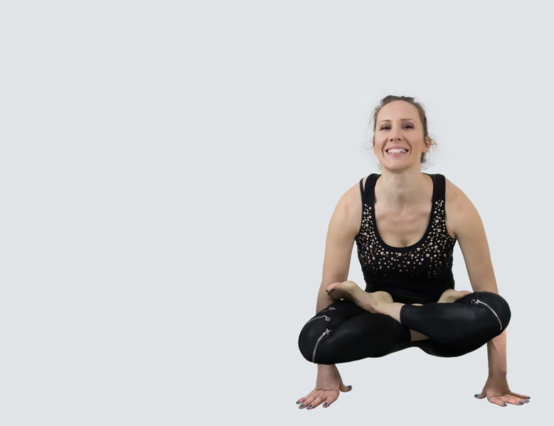 Radmila Knežević, instruktor joge Vidya Voga škole