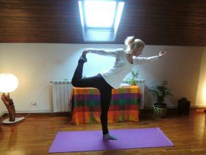 Suzana Jaković, instruktor joge