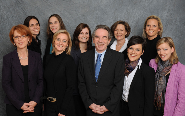 Vienna Convention Bureau team