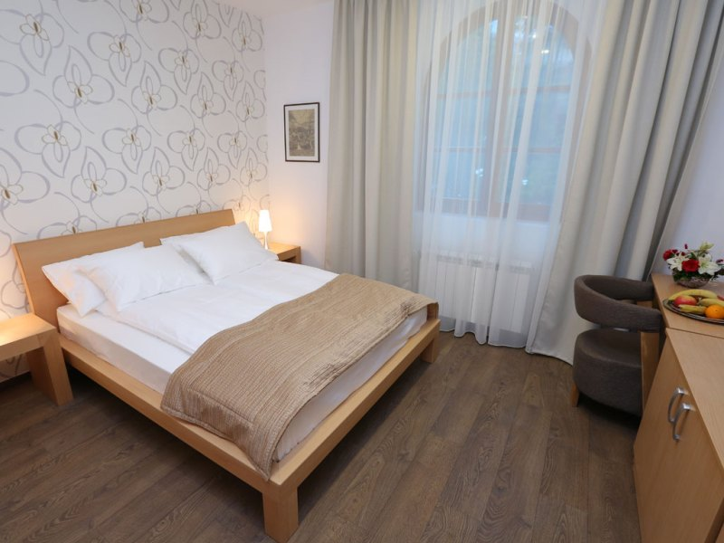 Vila Drina, Room