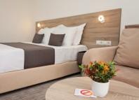 Bosphorus hotel - soba