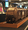 A 34 meters long Chocolate Train