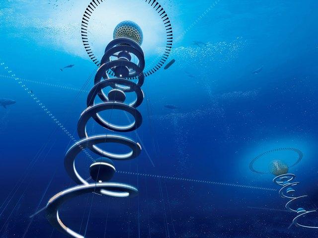 La empresa japonesa está dispuesta a afrontar los obstáculos de la vida submarina