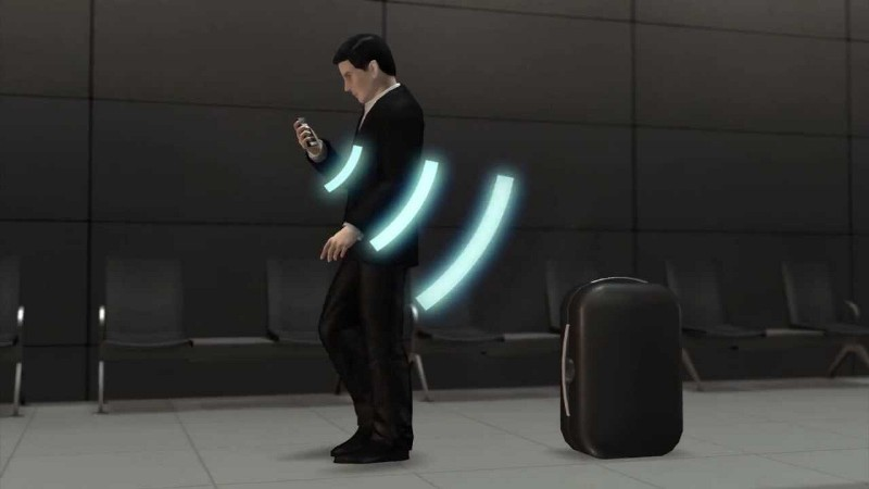 Robot Baggage