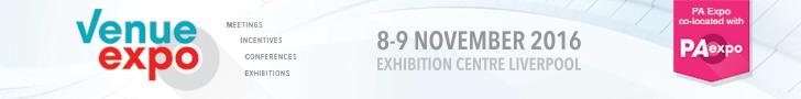 Venue Expo 2016