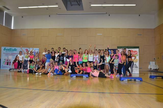 Fitness & Aerobics Camp, Hotel Olympia, Vodice, Croatia