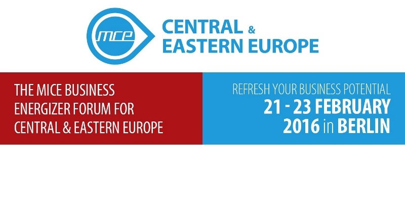 MCE Central & Eastern Europe MICE business forum
