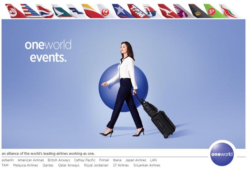 oneworld events