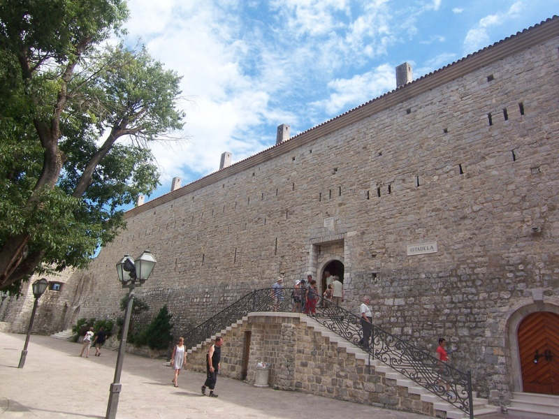 Ulaz u tvrđavu Citadela