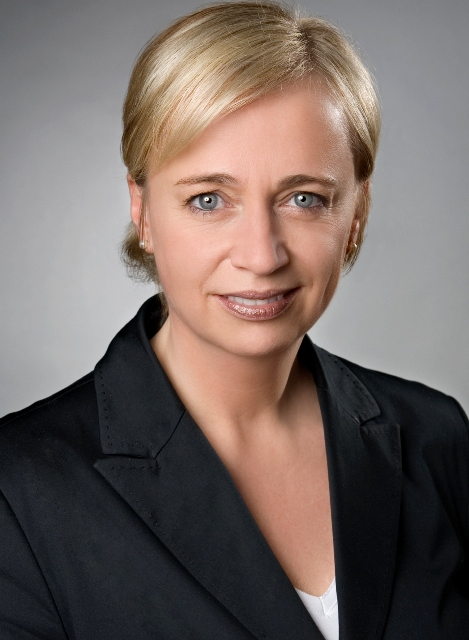 Petra Goetting, Managing Director of Sales and Marketing