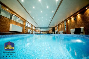 Best Western Prezident Hotel  - swimming pool