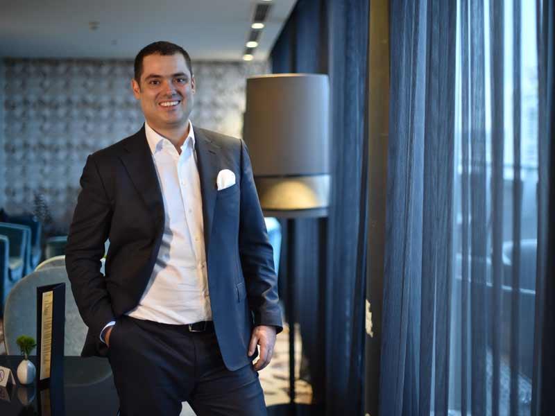 Aleksandar Vasilijevic, General Manager, Falkensteiner Hotel Blegrade