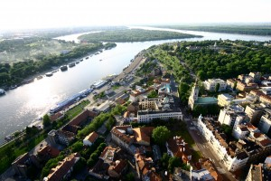 Belgrade, Sava and Danube