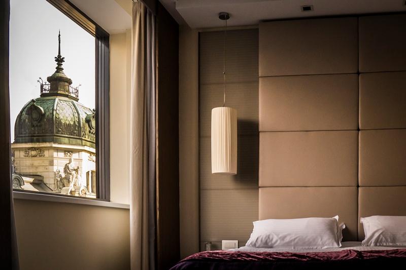 Belgrade Art Hotel-Premium Art room