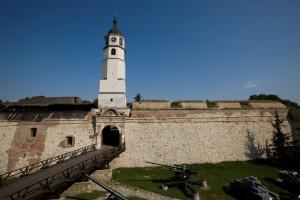Beogradska tvrđava sa parkom Kalemegdan