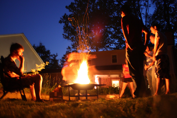 Camping / Kampovanje