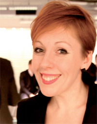 Chloe Couchman, Senior Communications Manager for Business & Major Events at Visit London agency