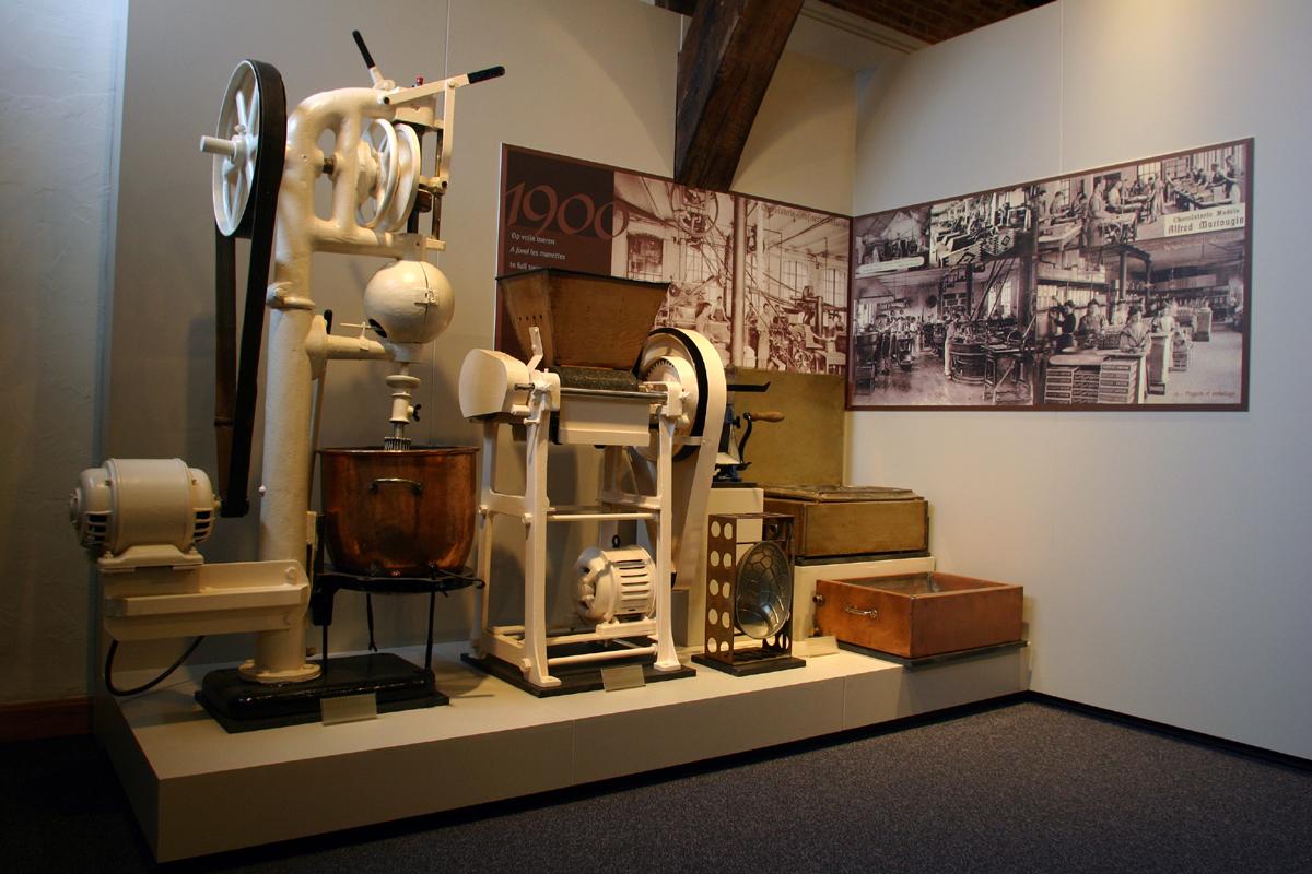 Choco-Story Chocolate Museum, Briž, Belgija