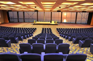 Conference hall Europa