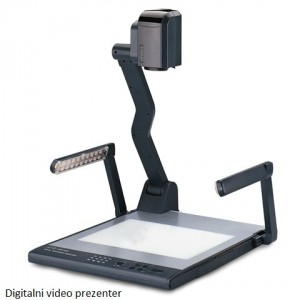 Digitalni video prezenter