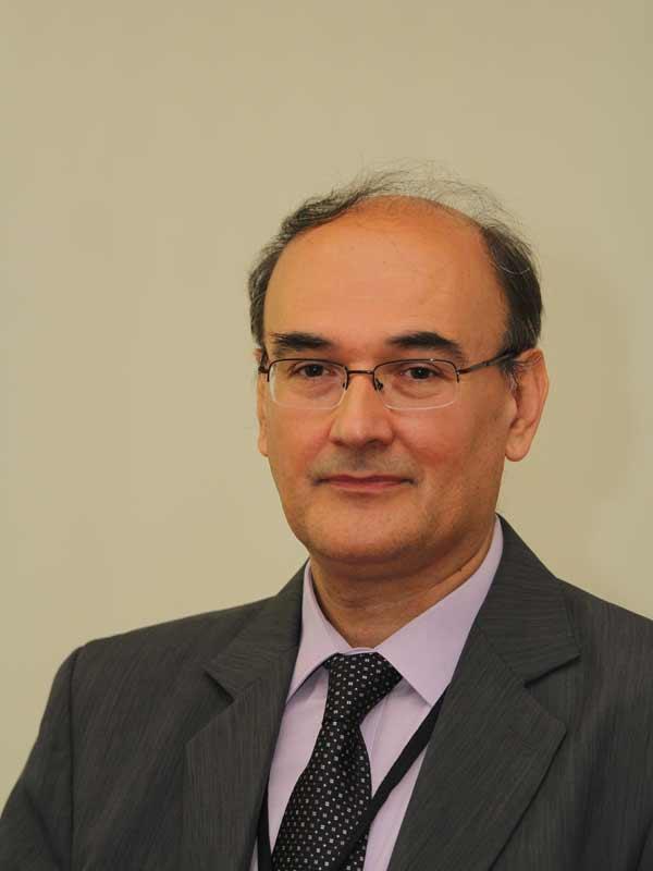 Dr Aleksandar D. Rodić, dipl. inž.
