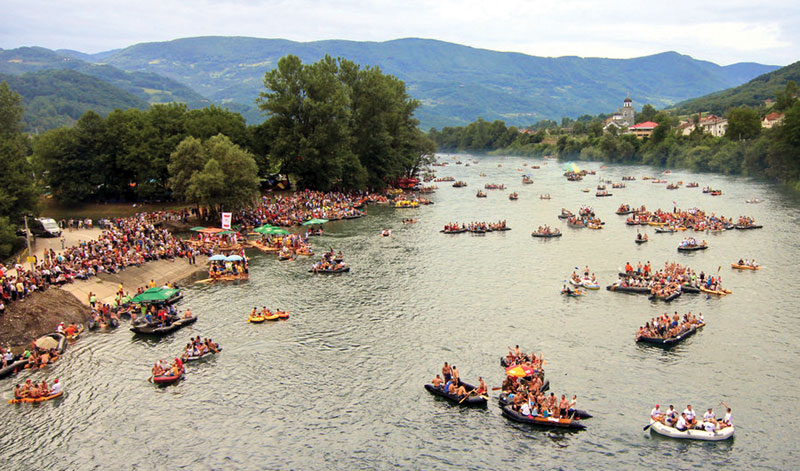 regata na drini