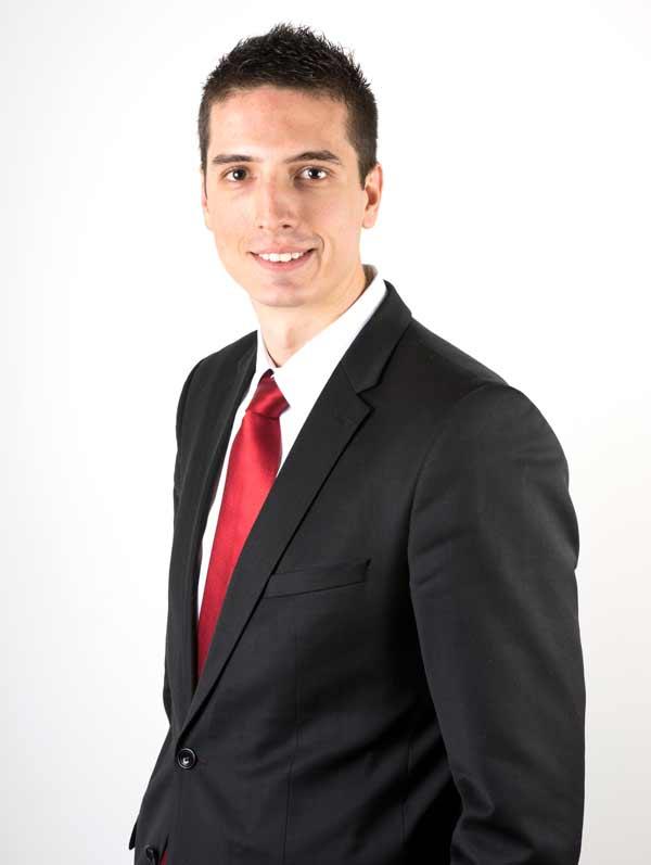 Dušan Borovčanin, Master ekonomista, Asistent na Univerzitetu Singidunum
