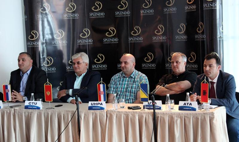 Representatives of ISTA