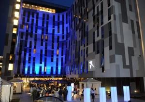 Falkensteiner Hotel Belgrade - terrace