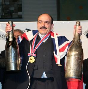 GERARD BASSET- Ovogodisnji pobednik svetskog prvenstva Somelijera