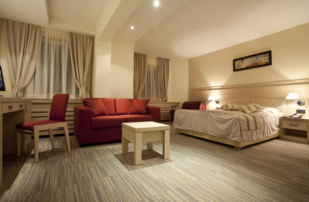 Kopaonik More Equipped Congress Centre With Hotel Angella And Renewed Grand Hotel See Business Travel Meetings Magazine
