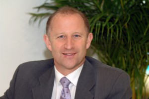 Graeme Barnett, Exhibition Director of EIBTM