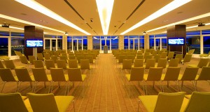 Hotel Amfora Ballroom theatre style