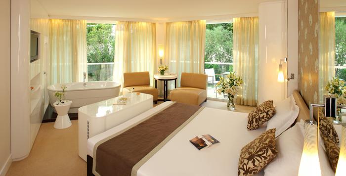 Hotel Amfora Deluxe Room