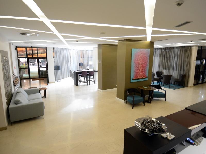 Hotel Drina Lobby