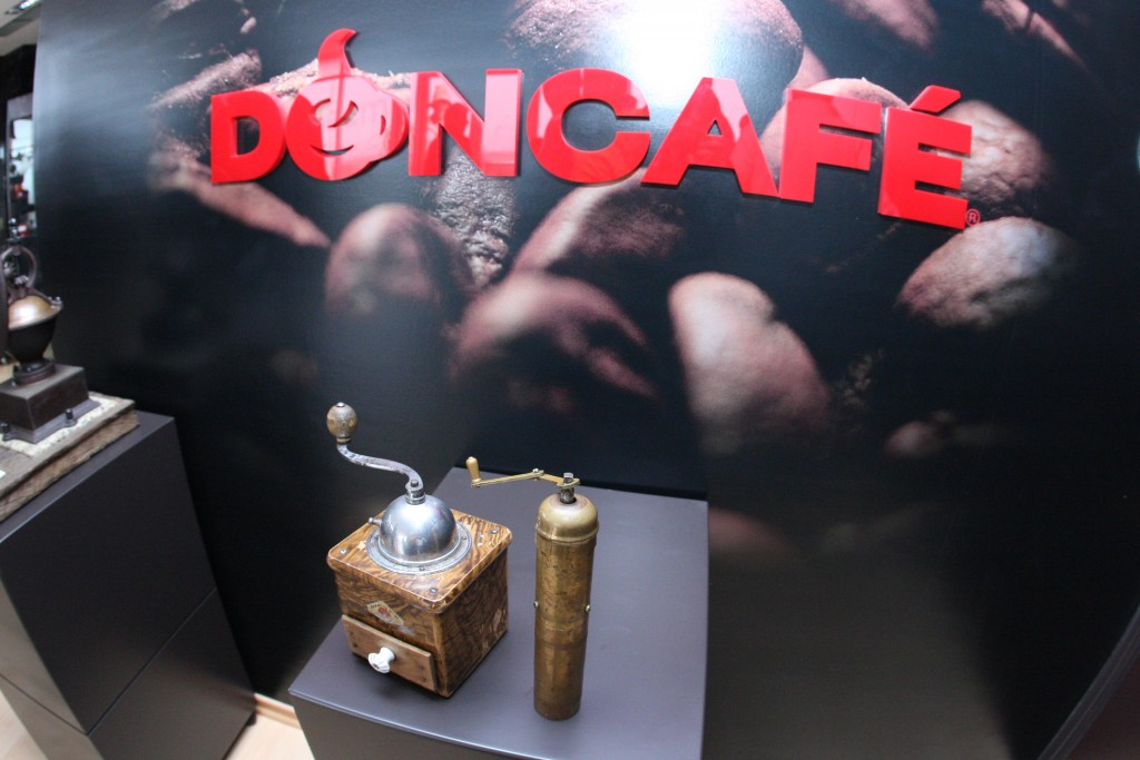 Doncafe mlin