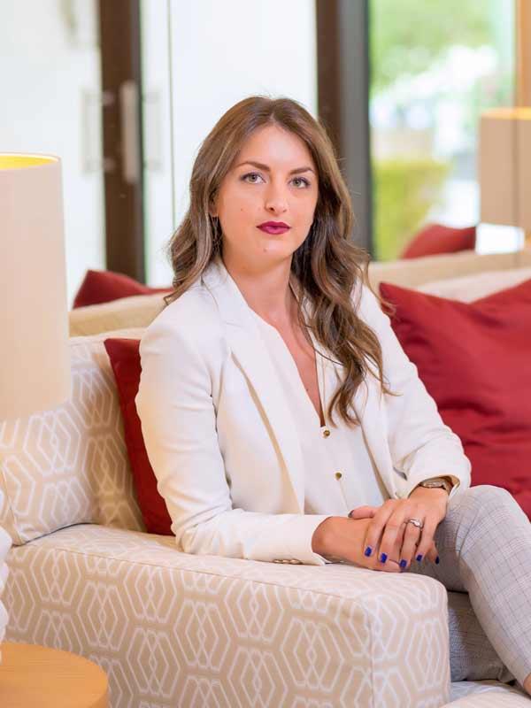 Jelena Čabarkapa, Menadžerka prodaje hotela Regent Porto Montenegro