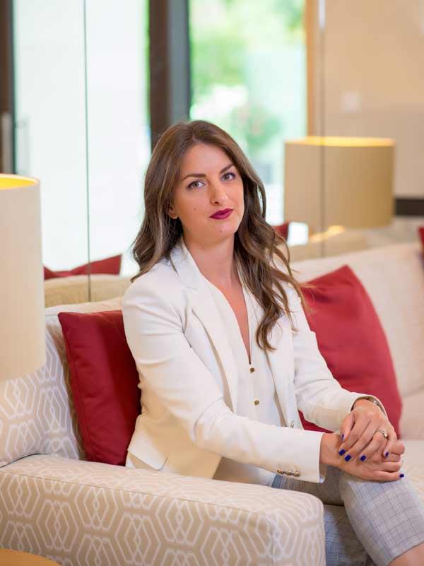 Jelena Cabarkapa, Sales Manager at Hotel Regent Porto Montenegro