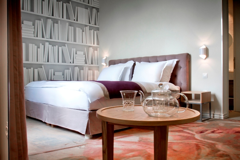 Jump Inn hotel - soba