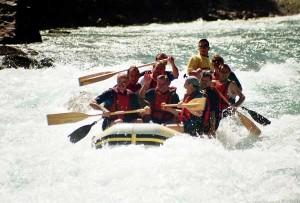 Rafting BiH