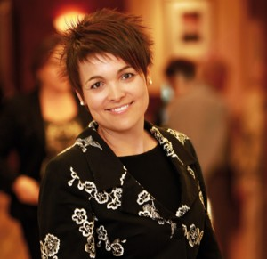 Lenka Zlebkova, managing director of Prague Convention Bureau