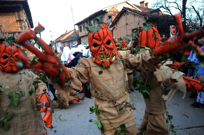 Vevcanski Carnival