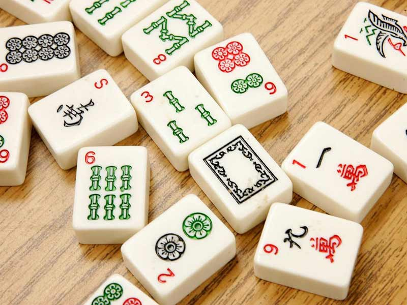 Mahjong, Alex Wong, Getty Images
